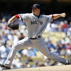 Buchholz flirts with no-hitter, Red Sox blank Rays
