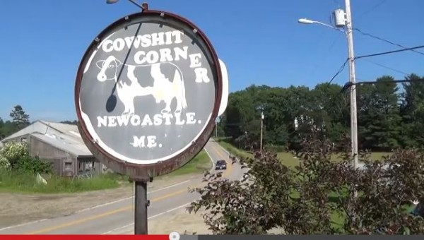 Newcastle filmmaker Keith O'Leary plans to pitch his reality series, &quotCowshit Corner,&quot to national TV stations later this year. The show is based on a stretch of Route 194 in Newcastle, where local men gather each Sunday to mull over life.