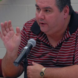 Millinocket school board chairman resigns