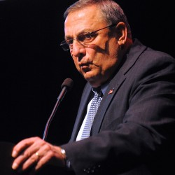 "LePage apologizes to GOP for ""difficulty"" caused by Obama comments, blames media"
