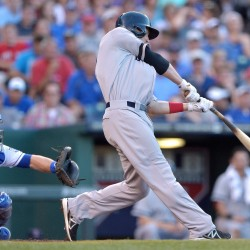 Royals take three of four from Red Sox; Lackey winless since July 12
