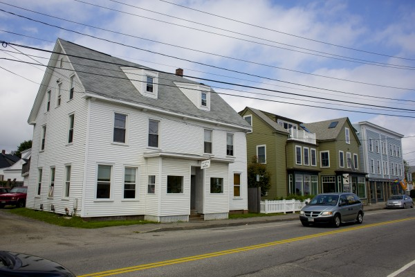 The Brunswick Rooms, a boarding house in Rockland, has been declared a disorderly property by the city. The police chief is recommending that its lodging license be renewed only for three months to see if the owner can clean up behavior there.