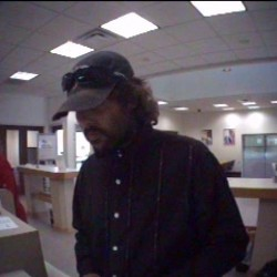 Newport police continue search for man who robbed bank