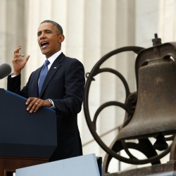 Obama address, bells to mark 50 years since Martin Luther King's 'Dream' speech