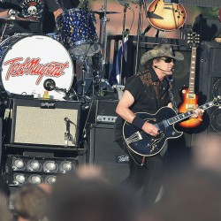 'Trayvon got justice,' Ted Nugent says in interview aired on Maine radio station