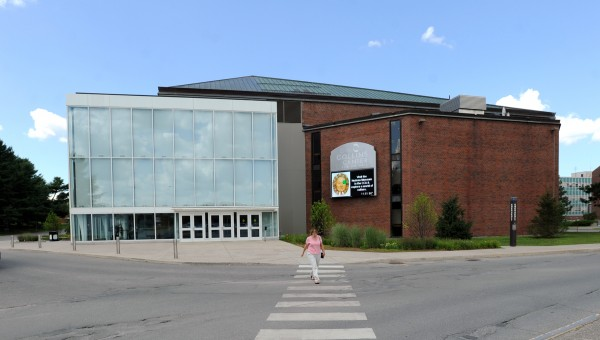 The Collins Center for the Arts at the University of Maine.