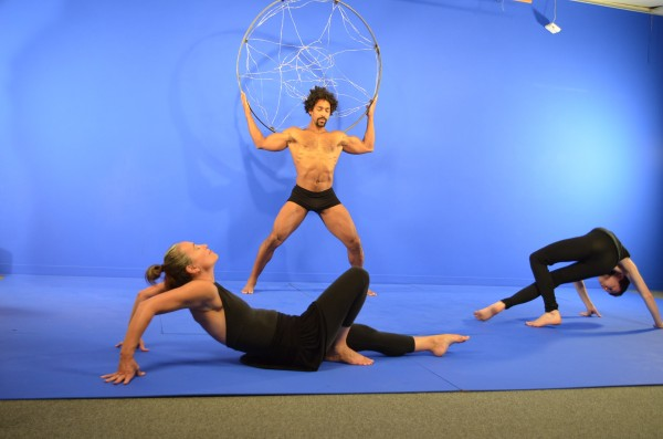 Esduardo Mariscal Dance Theater channels light, movement and comical surrealism in &quotLuz,&quot which comes to the Portland Stage Company this week.