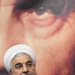 Iran elects moderate cleric president to replace contentious Ahmadinejad