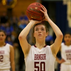 Three-sport athlete Emily Gilmore making transition to Bangor High after impressive year at Brewer