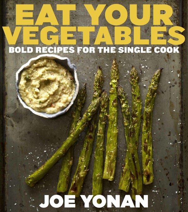 Washington Post food editor Joe Yonan's latest cookbook was inspired by a year in Maine.