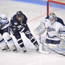UMaine men's hockey team to host Ice Breaker Tournament in Portland