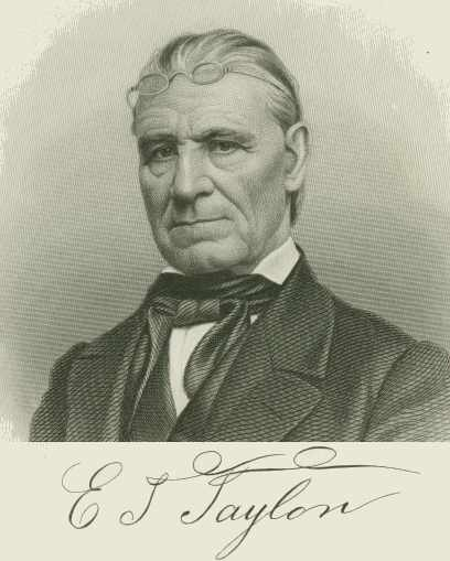 The Rev. Edward T. Taylor (1793 - 1871)