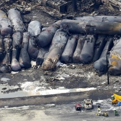 World Fuel doubts Quebec can force it to pay for rail disaster cleanup