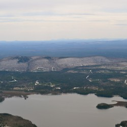 Maine DEP staff advises rejection of Passadumkeag Mountain wind site