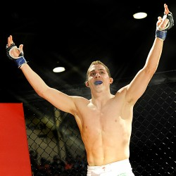 Bucksport's Ray 'All Business' Wood to fight for NEF mixed martial arts title on July 12 Bangor card