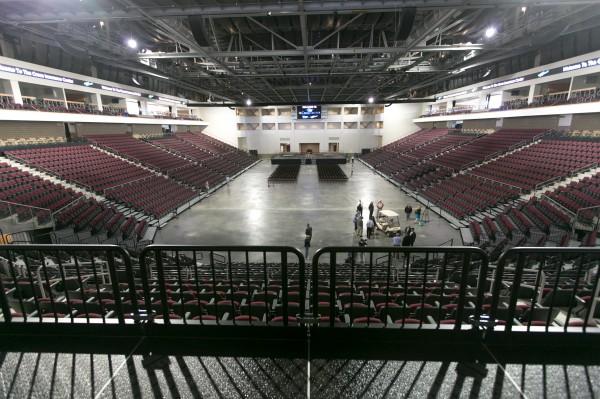 Brewer High School Auditorium