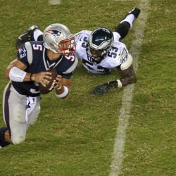 Patriots pound Jaguars in preseason opener