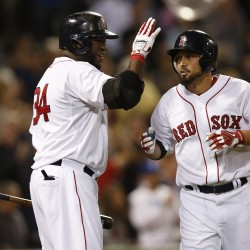 Red Sox beat up slumping Angels