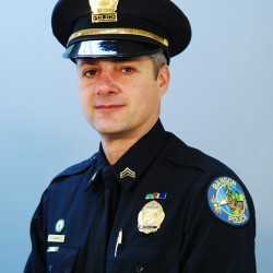 Bangor police promotes officer to rank of sergeant