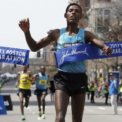 The Boston Marathon isn't just a test for runners