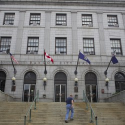 Penobscot Judicial Center may already need new roof