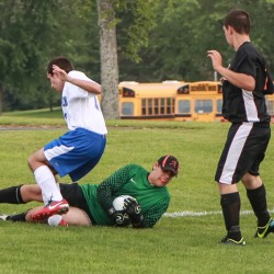 Presque Isle boys soccer team rolls by Fort Kent in opener