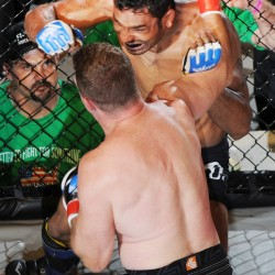 Auburn fighter finds peace in the cage, makes MMA debut
