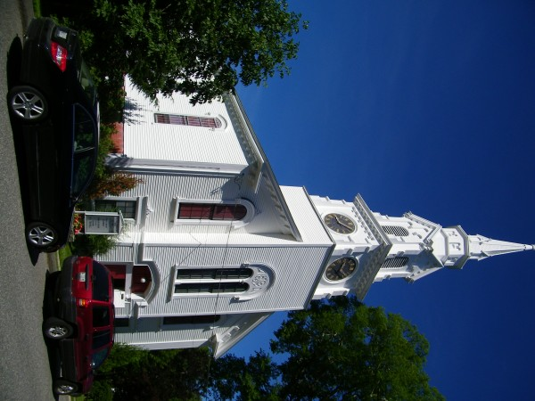 The Main Street Church, Castine