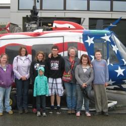 Group photo at Army National Guard
