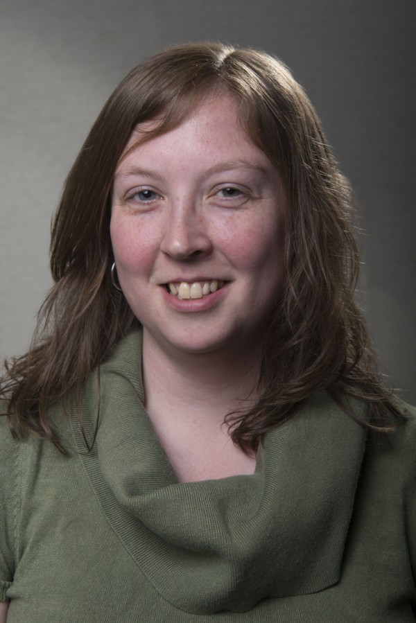 Author Adrienne Randall, Community Education Assistant for the University of Maine Cooperative Extension and the Teen and Young Parent Program.
