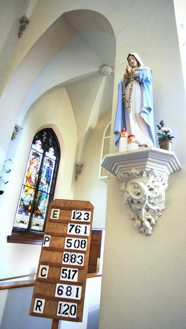A final Mass at St. Louis Church in Auburn is scheduled for Thursday, Aug. 29.