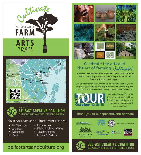 Find out all about the &quotCultivate&quot Farm & Art Trail.