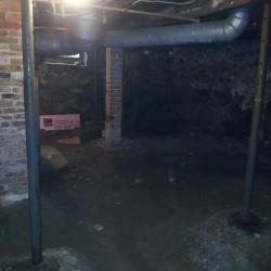 Transform Your Wet Basement into Dry, Usable Space