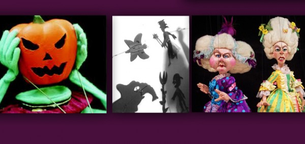 The 3rd Annual Great Ellsworth Puppet Festival happening at The Grand on Saturday, October 12th! Tickets are on sale now!