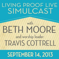 LIVING PROOF LIVE! SIMULCAST at CCOD