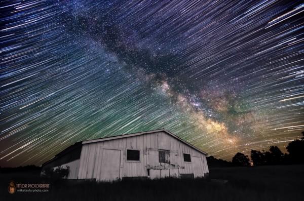 The Milky Way.