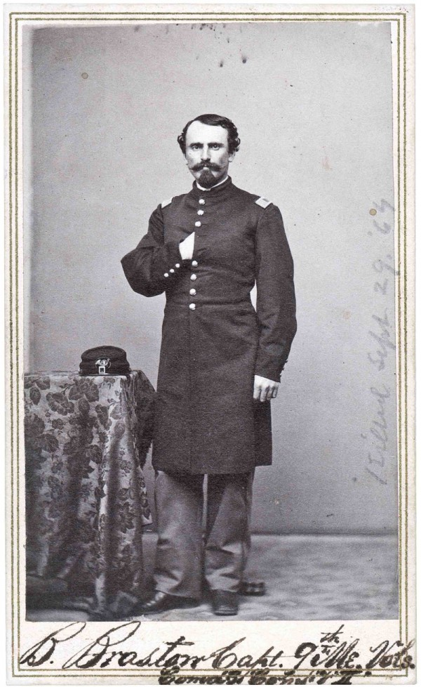 Col. Sabine Emery commanded the 9th Maine Infantry Regiment at Morris Island, S.C. He filed with Maine Gov. Abner Coburn a less-than-adequately detailed report about the regiment's performance during two assaults on Fort Wagner.