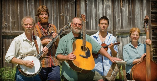 The Sandy River Ramblers will bring their uniquely Maine bluegrass show to the Dexter Wayside Theatre/Grange on Saturday, August 24 at 7 pm.