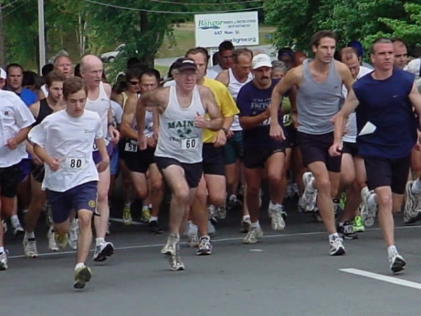 51st Labor Day 5 Mile Road Race