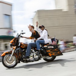 Women and motorcycles: Ridership is on the rise