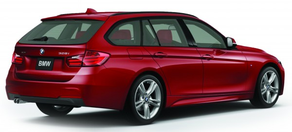With the BMW's 321 xDrive wagon, you get what you pay for, which means you get a lot.