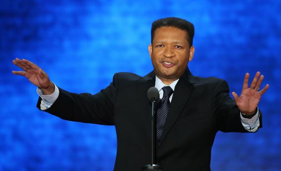Republican Artur Davis is in favor of both voter ID and restoring voting rights to felons.