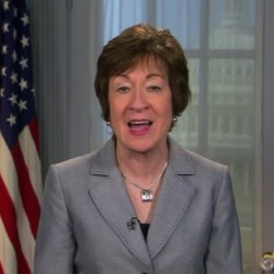 Susan Collins says airport delays are 'manufactured crisis' by Obama administration