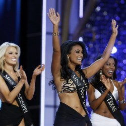 51 pageant queens compete for Miss USA in Vegas