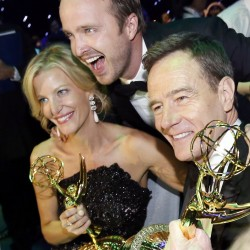 Jon Cryer, 'Modern Family' win at the Emmy Awards
