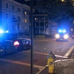 Lewiston stabbing sends one to hospital