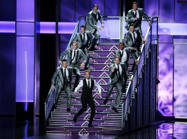 Neil Patrick Harris performs at the 65th Annual Primetime Emmy Awards on Sunday, September 22, 2013, at Nokia Theatre, L.A.