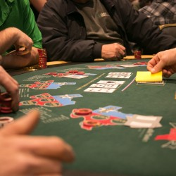 Maine casino revenues rise slightly in April