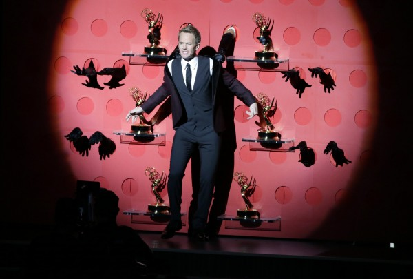 Neil Patrick Harris performs at the 65th Annual Primetime Emmy Awards on Sunday, September 22, 2013, at Nokia Theatre, L.A. Live, in Los Angeles, California.