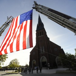 Annual Bangor Blue Mass to honor first responders